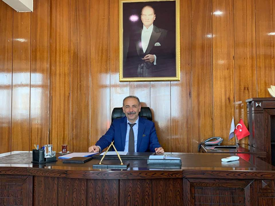 Eceabat Belediye Başkanımız Saim ZİLELİ Görevine Başladı